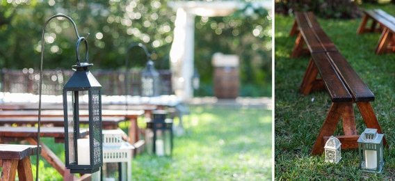 Tampa Garden Club, Ideal Design Events, Wedding decor, reception ...
