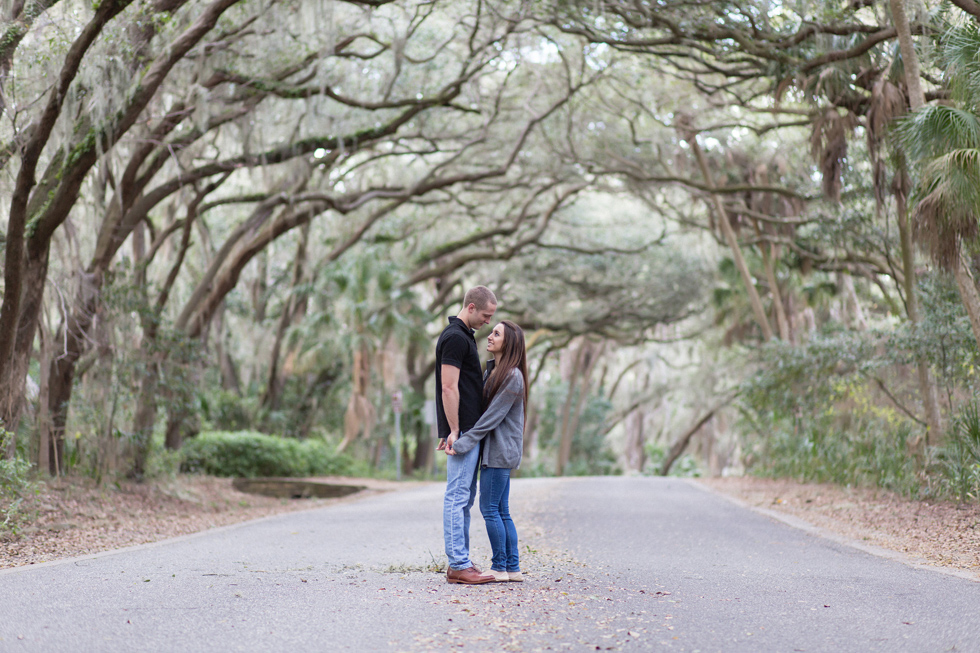 philippe park  safety harbor  engagement session  photographer  engagement photographer  park