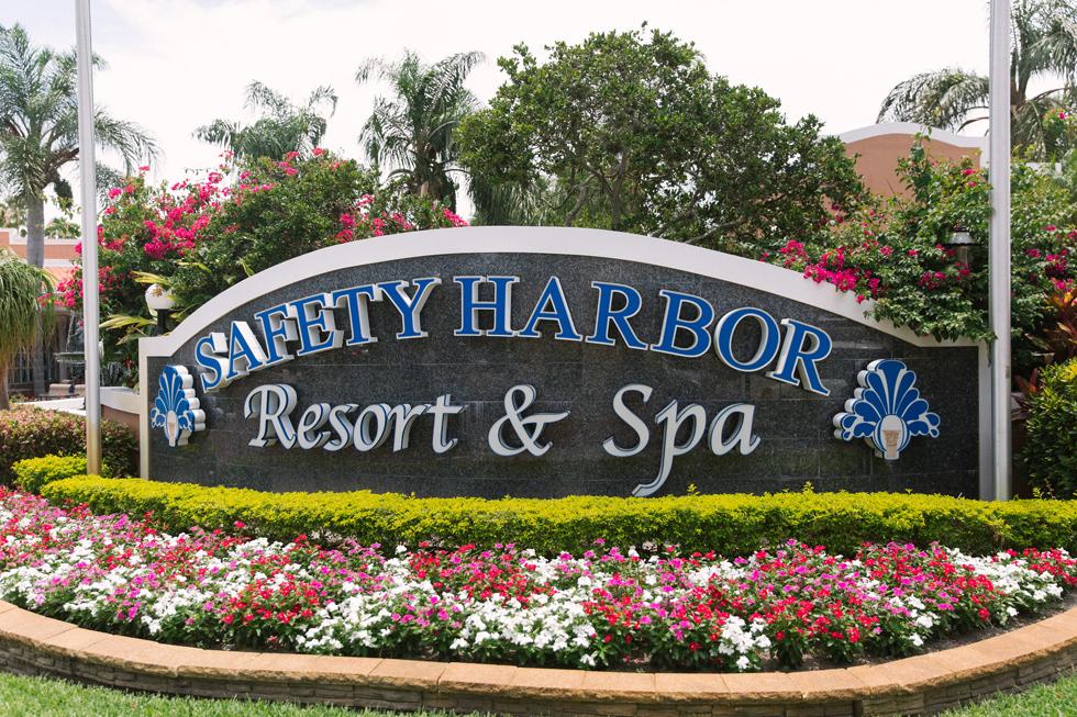 safety harbor resort spa safety harbor wedding wedding. Black Bedroom Furniture Sets. Home Design Ideas