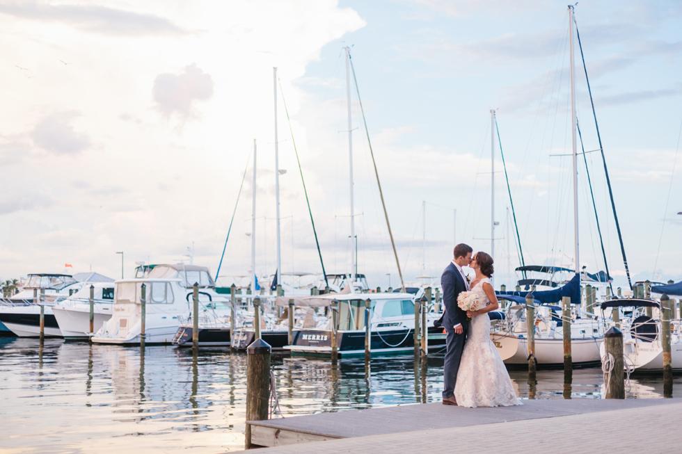 Sarasota Yacht Club Wedding Photographer K Photography Reception
