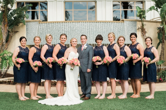 Carly And Evan Wedding.The Sand Pearl Wedding Photographer The Sand Pearl Hotel